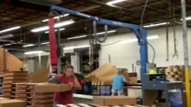 Box Vacuum Lift Glass Vacuum Lifters And Sheet Metal