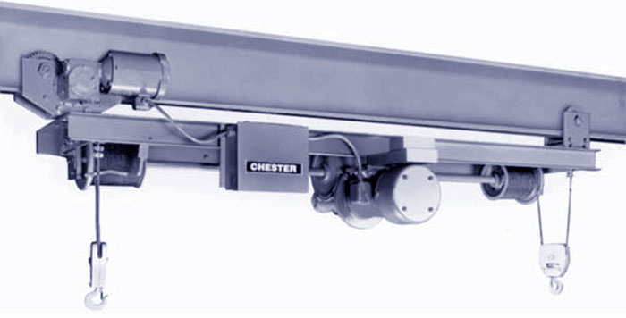Chester Hoist Low Headroom Hoist Ergonomic Partners