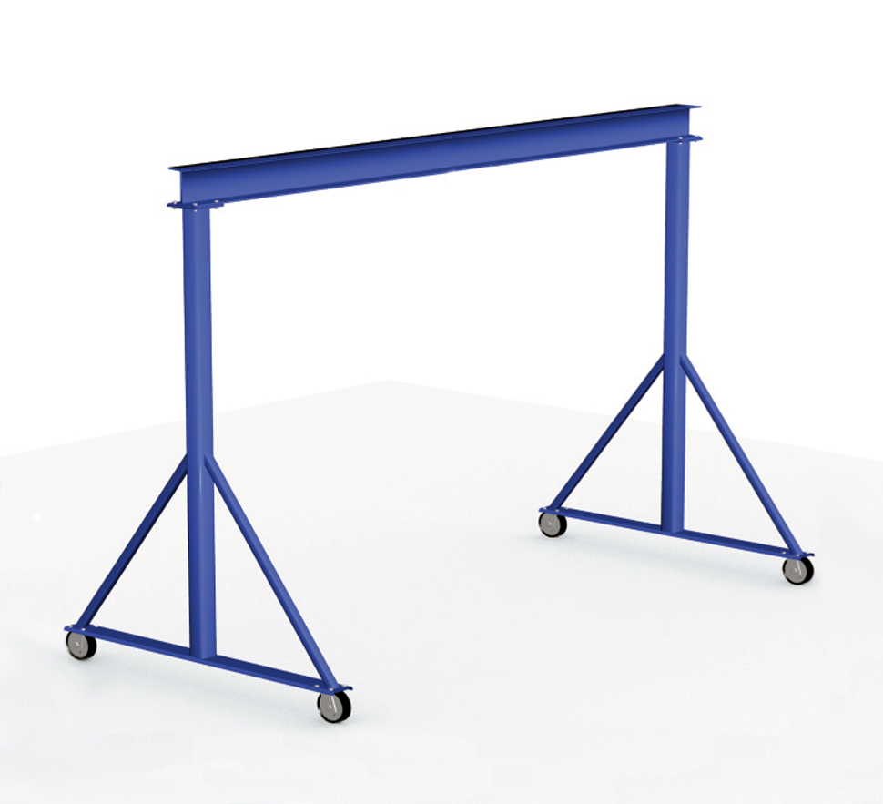 Gorbel Fixed Height Portable Gantry Crane