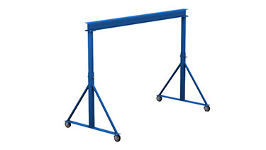 Adjustable Portable Gantry Cranes