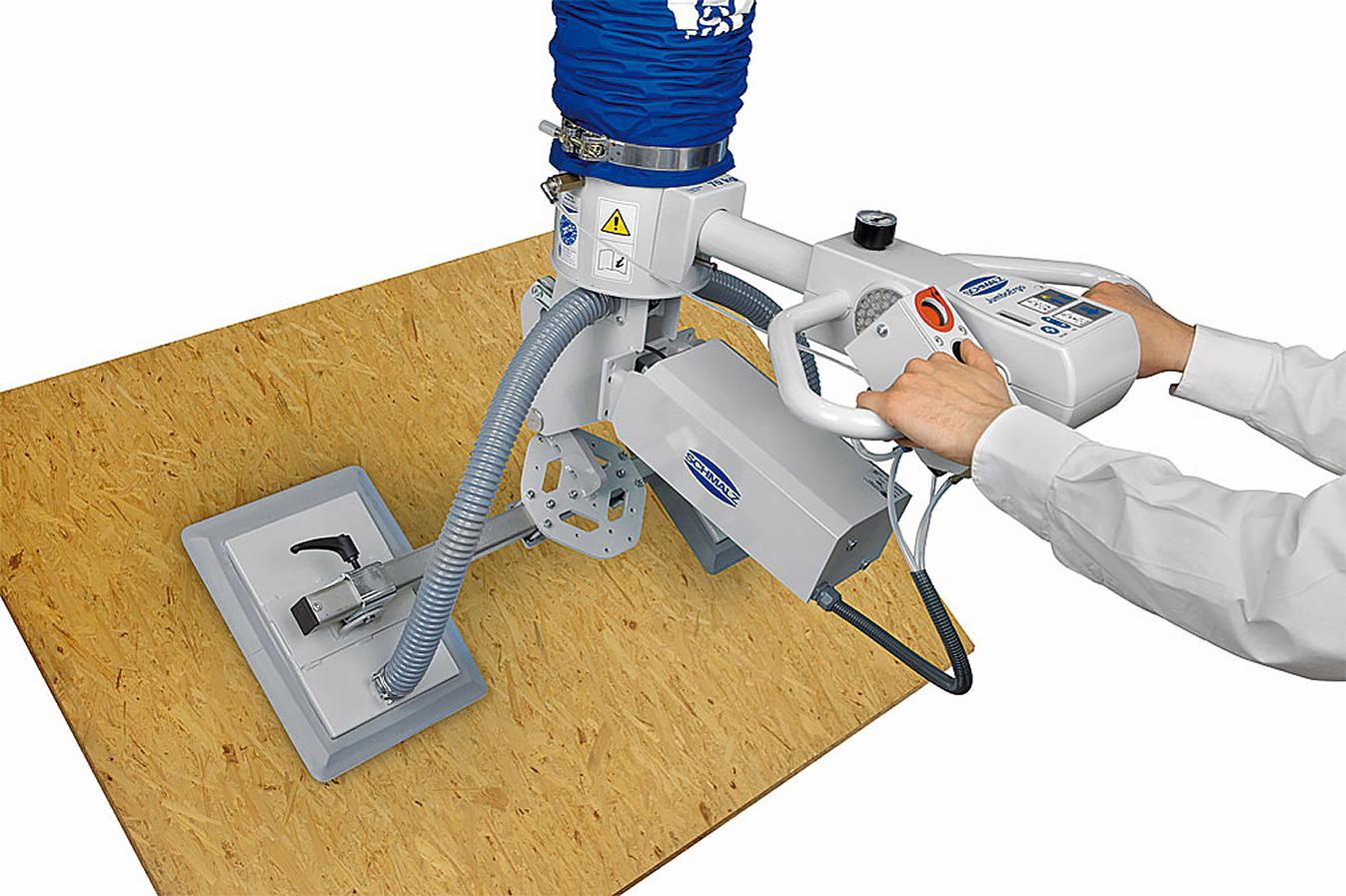 Vacuum Lift Assist Devices : Box vacuum lift glass lifters and sheet metal