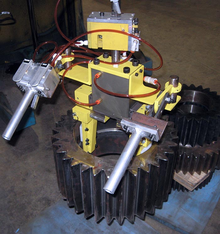Large Gear Lift Assist