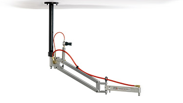 Overhead Mounted Standard Duty Tool Arm