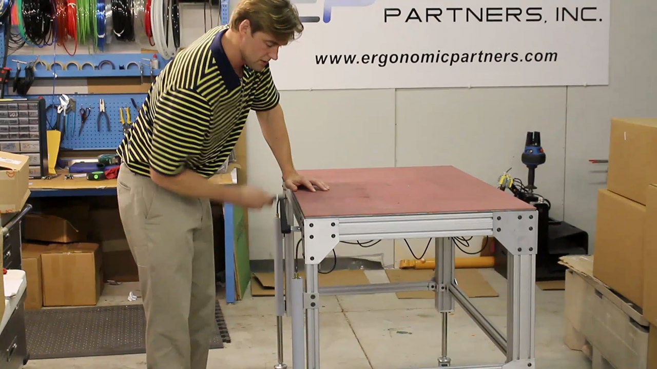 Lift Tables and Stacker Videos