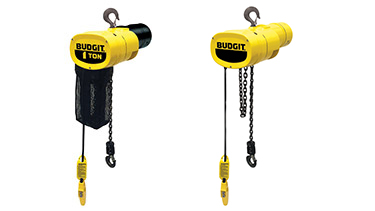 Budgit BEHC Man Guard Hoists