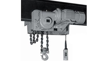 Electric Low Headroom Chain Hoist
