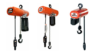 CM Electric Chain Hoists