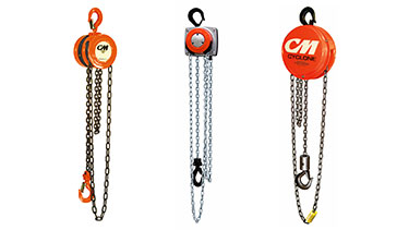 Buy CM Series Hand Chain Hoists