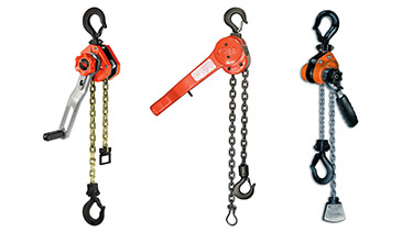 CM Series Come Along Lever Hoists