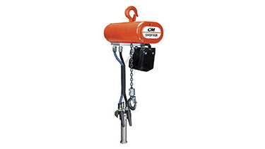 CM ShopAir Chain Hoists