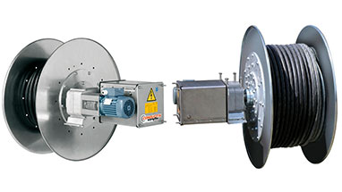 Conductix Compact [C] Series Motor Driven Cable Reels