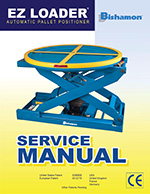 EZ Loader Operations and Service Manual
