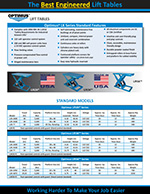 Bishamon Optimus L2K, L3K, L5K Series Brochure