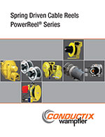 Conductix Cable Reels and PowerReel Series Brochure