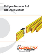 Conductix-Wampfler Multipole Conductor Rail Systems Brochure