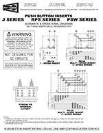 Duct-O-Wire J Series Pendant Wiring Diagrams