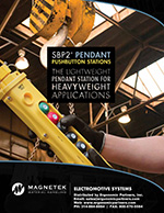 SBP2 Pendant Push Button Station Brochure
