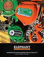 Elephant Lifting Product Catalog