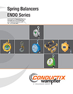 Endo Series Tool Balancer Catalog
