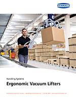 Ergonomic Vacuum Lifters and Vacuum Tube Lifters