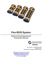 Flex 6EX2 Radio System Manual