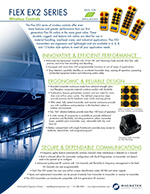 Flex EX2 Wireless Radio Controls Brochure