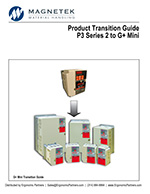 P3 Series 2 to G+ Mini VFD Transition Guide