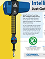 Gorbel G-Force Smart Lifting Device Q2 / iQ2 Info Sheet