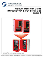 G+ & VG+ Series 2 to Series 4 VFD Transition Guide