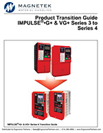 G+ & VG+ Series 3 to Series 4 VFD Transition Guide