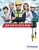 JDN Mini Air Hoists Brochure