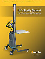 Lift'n Buddy Powered Compact Lifter Brochure