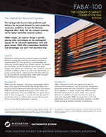 Magnetek Compact Conductor Rail FABA Systems Brochure