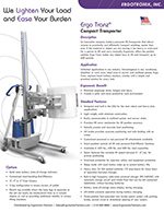 Portable Lifting Device Brochure