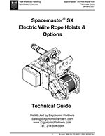 R&M Spacemaster SX Hoist Technical Guide