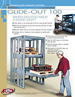 Glide-Out 100 Rack Brochure
