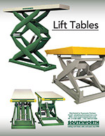 Southworth Lift Tables Brochure