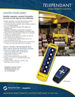 Handheld Radio Remote Controls