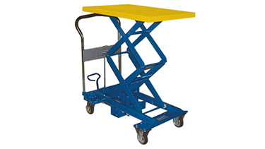 Buy Extended Height Manual Scissor Lift Table
