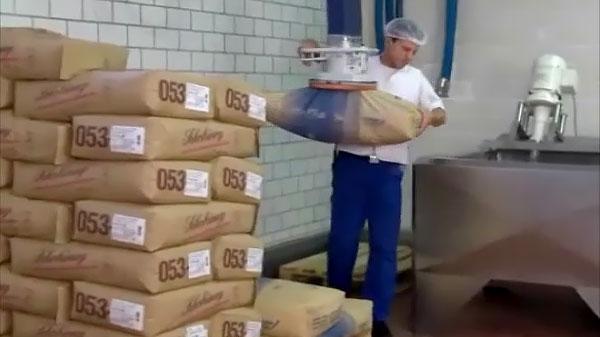Food Grade Vacuum Lifter for Bags of Sugar