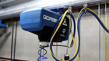 Gorbel G-Force Lifting Device