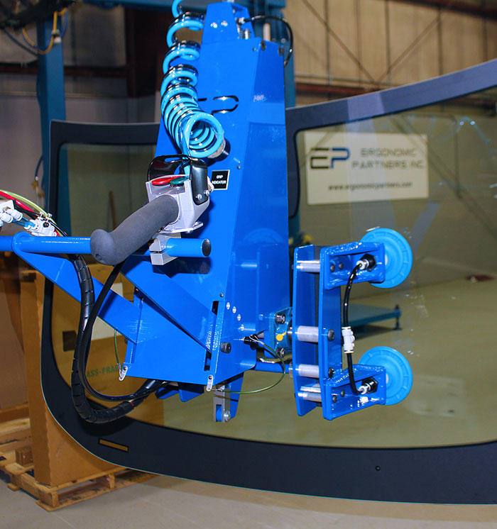 Glass Windshield Vacuum Lifter