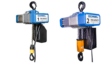 Gorbel GS Electric Chain Hoists