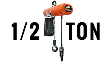 Buy 1/2-Ton CM Chain Hoists