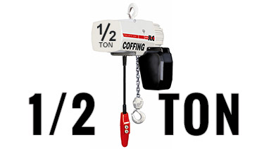 1/2 Ton Coffing Chain Hoists
