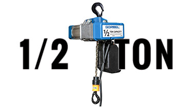 Buy 1/2 Ton Gorbel GS Electric Chain Hoist