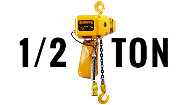 1/2 Ton Harrington Chain Hoists