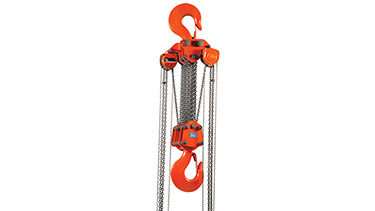 High Capacity Hand Chain Hoists