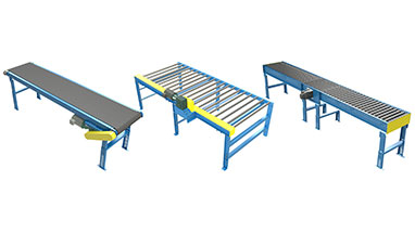 Industrial Conveyor Systems by LEWCO
