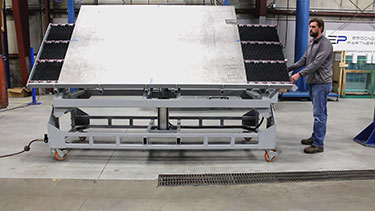 Lift Table and Stacker Videos